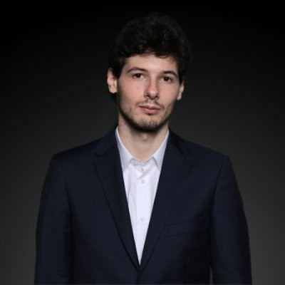 Gaspard d'Hautefeuille - Co-Founder & CTO